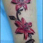 קעקועים של פרחים