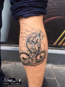 קעקועים של אופניים